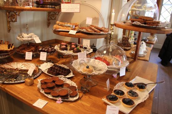 "Trosa, Σουηδία: ""Chocolat et gourmandises"""