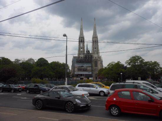 Votivkirche (Votive Church): Votive Church - Viena