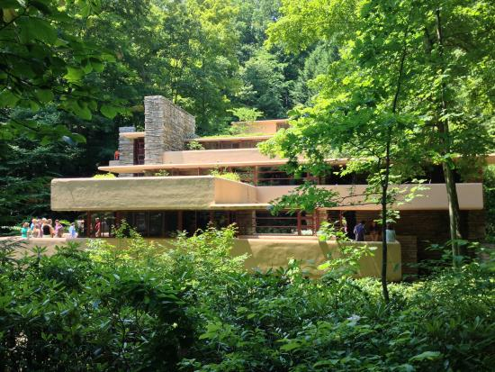 Mill Run, PA: Fallingwater