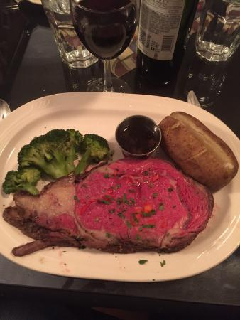 South Colton, Nova York: Robideau's Mahogany Ridge Bar and Grill