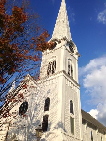 Беркширы, Массачусетс: Steeple