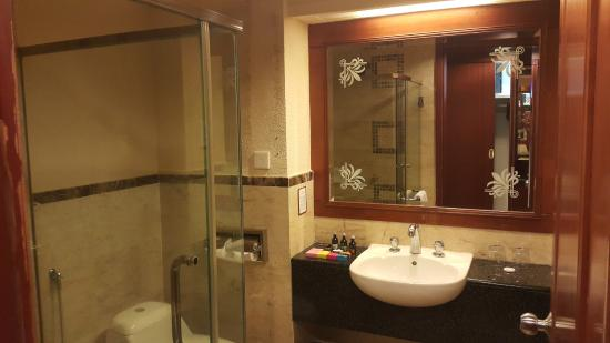 Picture of grand riverview hotel for J bathroom kota bharu