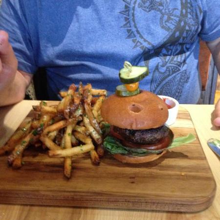 Riverview, FL: OMG burger