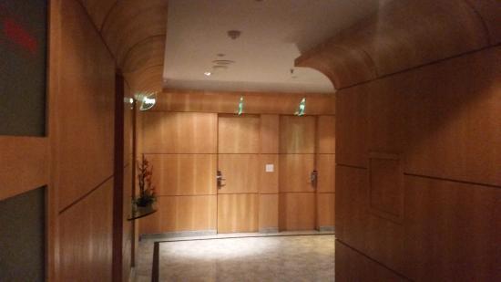 Benidorm Palace Hotel: interior del hotel