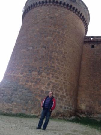 La Calahorra, İspanya: Castillo de Calahorra