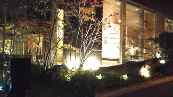 Hotel Niwa Tokyo: ingresso