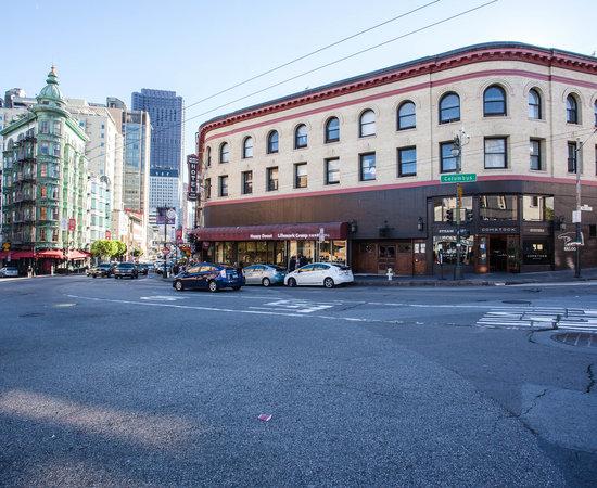 Hotel North Beach San Francisco Kalifornien Omd Men Och Prisj Mf Relse Tripadvisor