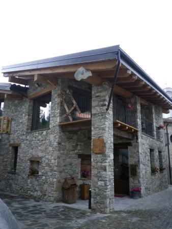 Roccaforte Mondovi, Italia: entrata