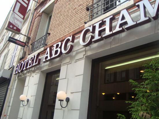 abc尚佩雷酒店張圖片