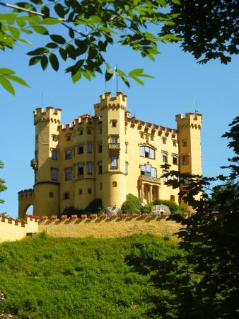 Schloss Hohenschwangau: Not to be missed