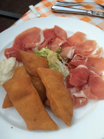 Bethesda, MD: Prosciutto and cheese