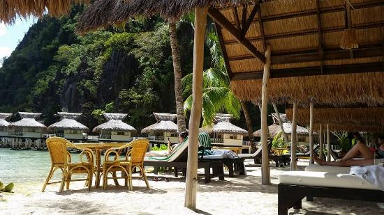 El Nido Resorts Miniloc Island: massage