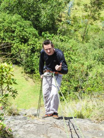 Canar Province, เอกวาดอร์: Cojitambo Rock Climbing, Ruins and Caving