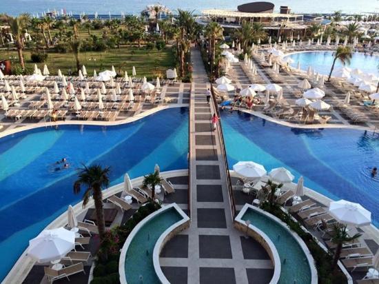 Sea Planet Resort & Spa : Piscine