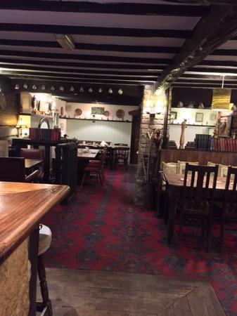 Middlemarsh, UK: Pub