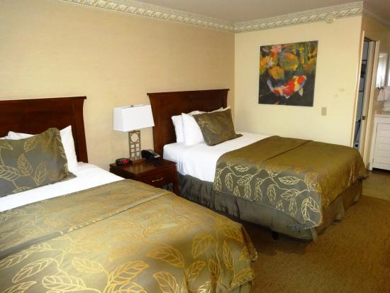 Days Inn San Diego Hotel Circle Near SeaWorld: quarto