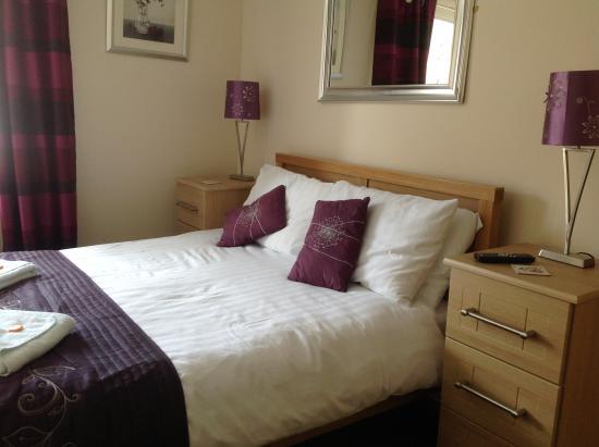 Hunmanby, UK: Double room - room 5