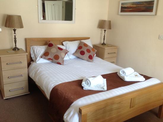 Hunmanby, UK: Double room - room 4