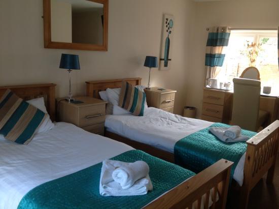 Hunmanby, UK: Twin room - room 6