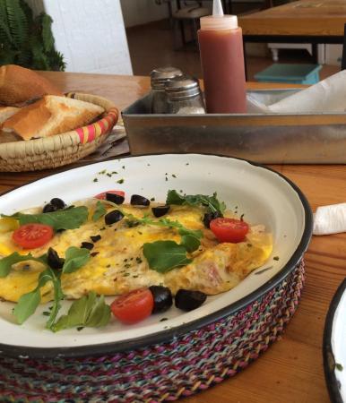 Desayunos muy buenos
