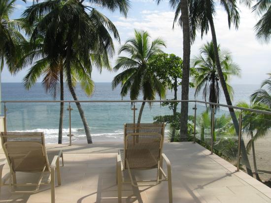 Tambor, Costa Rica: terras op de kamer
