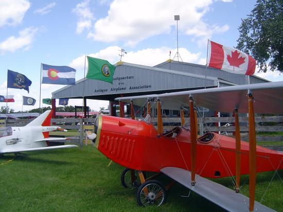Ottumwa, Iowa: Airpower Museum
