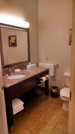 Raymondville, Teksas: Bathroom