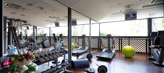 Belmond Grand Hotel Timeo: Fitness Centre