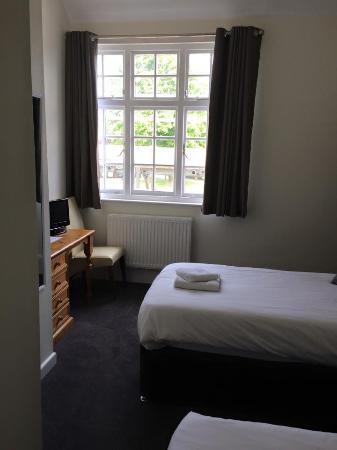 Bishop's Frome, UK: TWIN ROOM