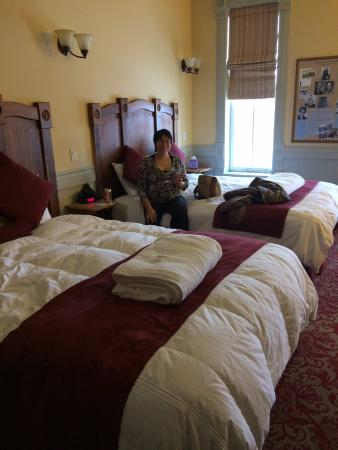 Del Norte, CO: The beds