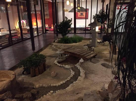 Zen : Jardin japonais