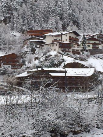 Hotel Garni Fiegl Apart : Hotellet