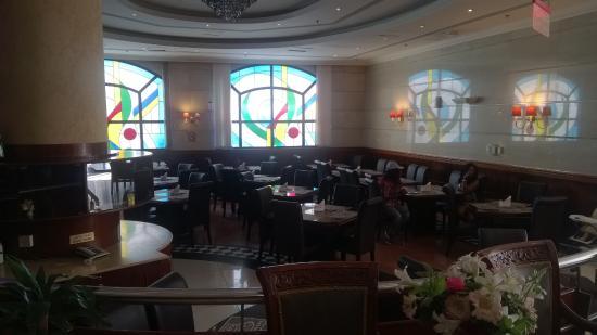 York International Hotel: Breakfast