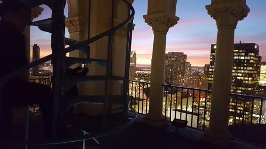 Courtyard San Diego Downtown: One of the views from the Tower/Coppola. 360 degree views, take your camera!