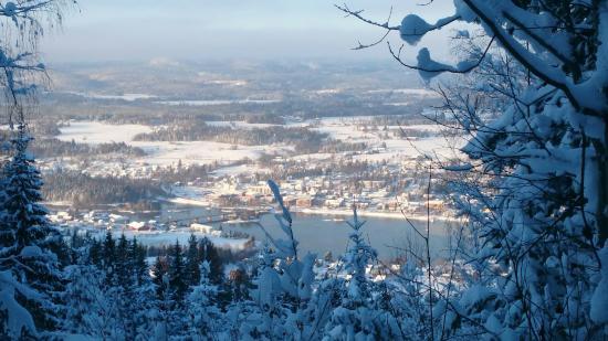 Vikersund, Norge: Dokkaløypa