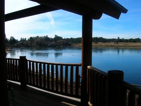 Lake of the Woods Resort: View of Lake