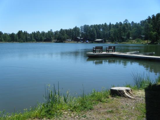 Lake of the Woods Resort: View of Lake
