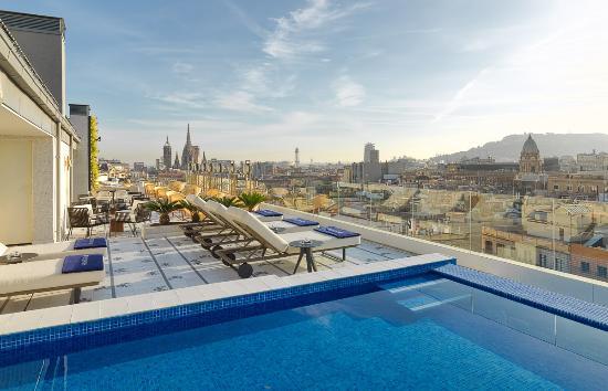 H Cubik Hotel Barcelone Espagne  Voir Les Tarifs  Avis Et