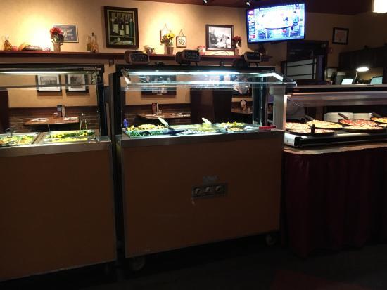 great buffet for lunch review of home run inn pizza archer ave rh tripadvisor com home run inn buffet price home run inn buffet locations