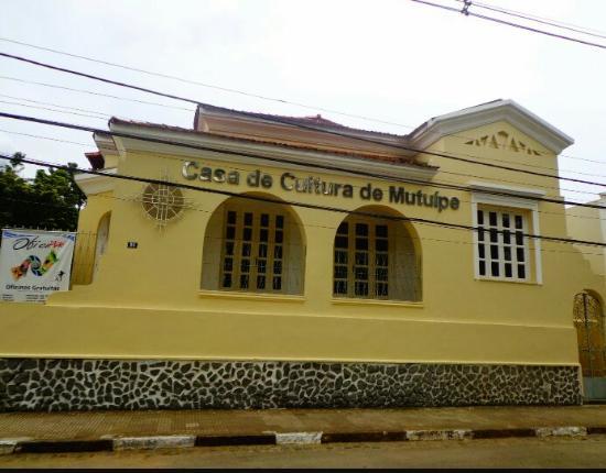 Casa de Cultura de Mutuípe