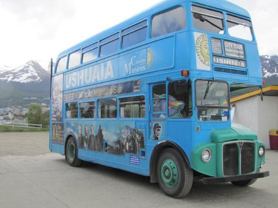 Passeios de ônibus com conexão