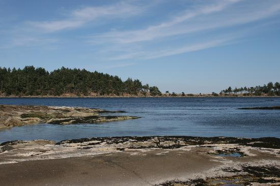 Gabriola Island, Canada: Beautiful waters