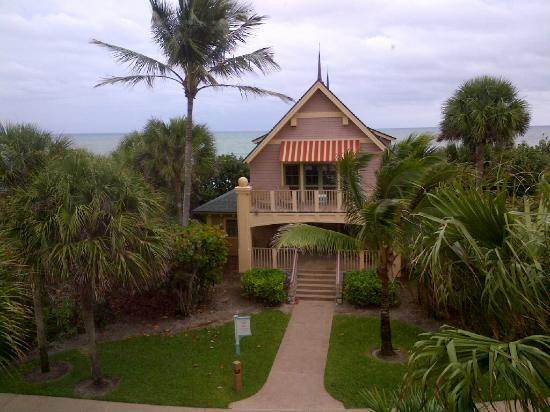 Disney's Vero Beach Resort: Three bedroom beach house right on the beach