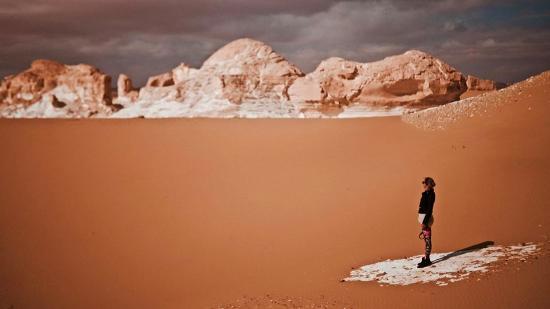 Bawiti, Egipto: White Desert