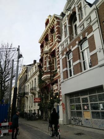 Hotel Rembrandt: IMG_20151213_152540_large.jpg