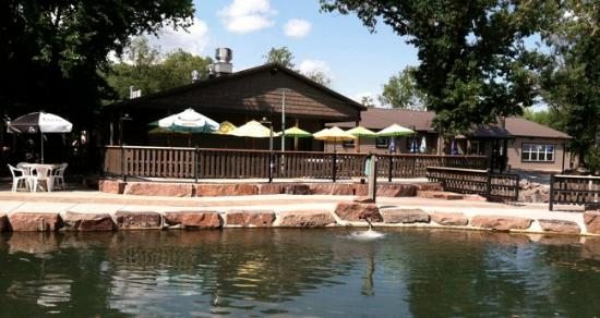 Sauk Rapids, MN: Relaxing place to enjoy the surroundings