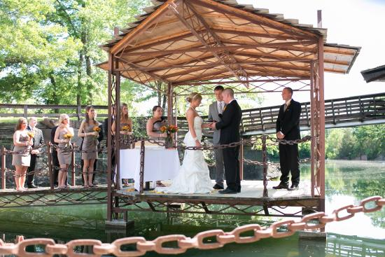 Sauk Rapids, MN: Gorgeous, Unique Wedding & Ceremony Opportunities