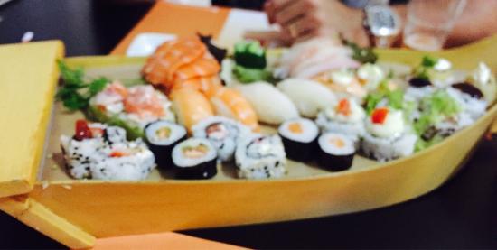 Restaurante Sushi House