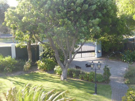 Vrede Manor: Garten