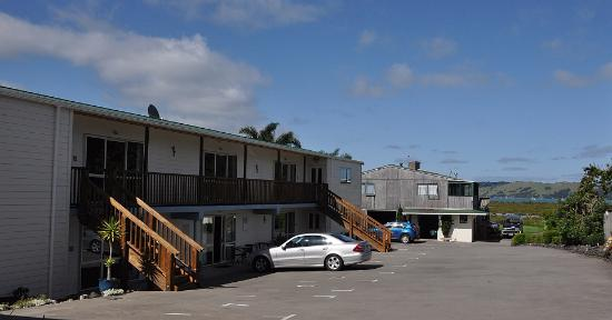 Abbey court motel Coromandel town